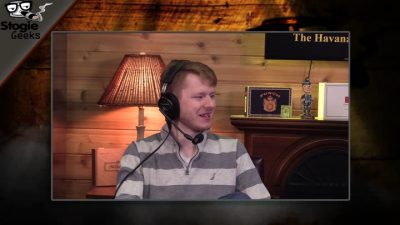 Jake Healey, Ale House Cigar Bar – Stogie Geeks #258